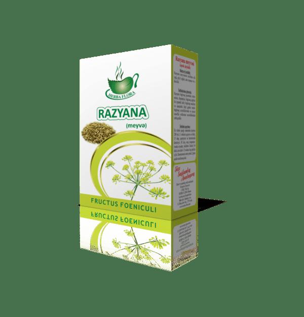 Razyana (adi)-Фенхель (обыкновенный)-Common fennel