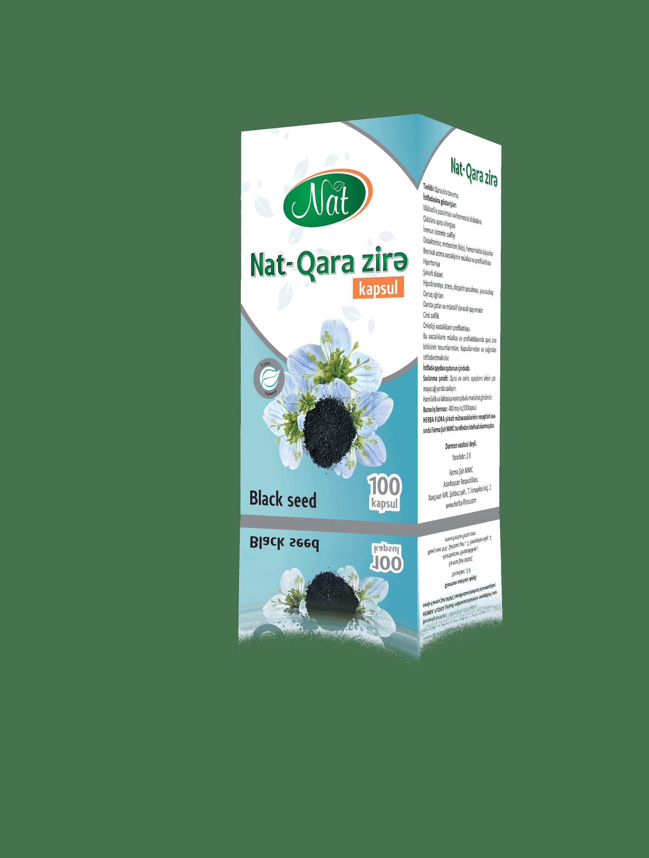 Nat Qara Zirə Nigella Sativa Herba Flora