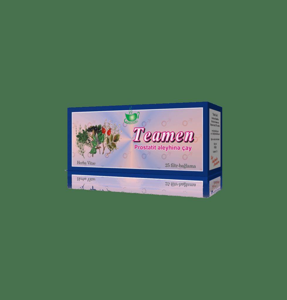 чай аптечный от простатита