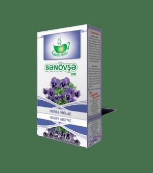 violet benovse