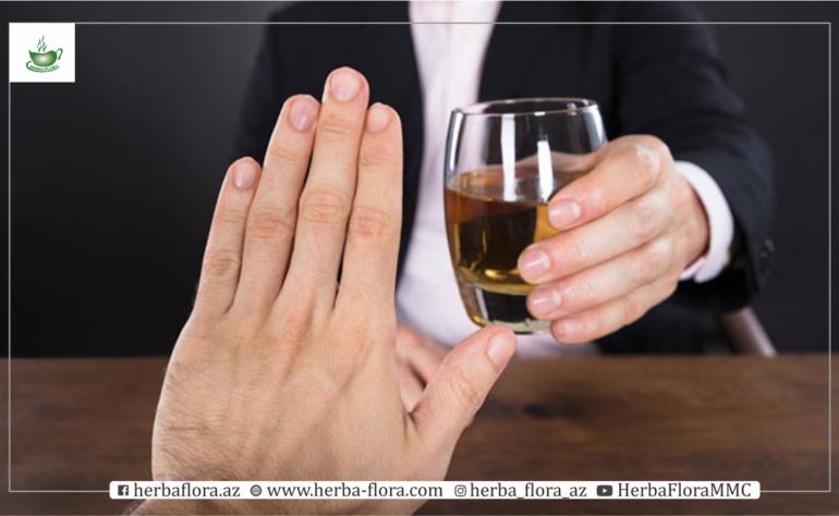Alkoqol asılılığının BİTKİLƏRLƏ MÜALİCƏSİ.