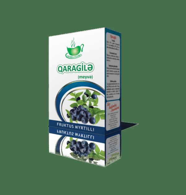 Qaragilə-черника-bilberry