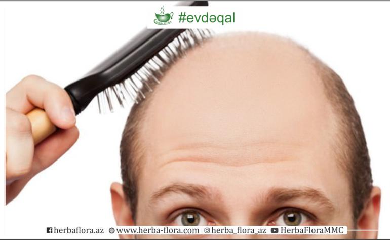 Saç tökülməsi