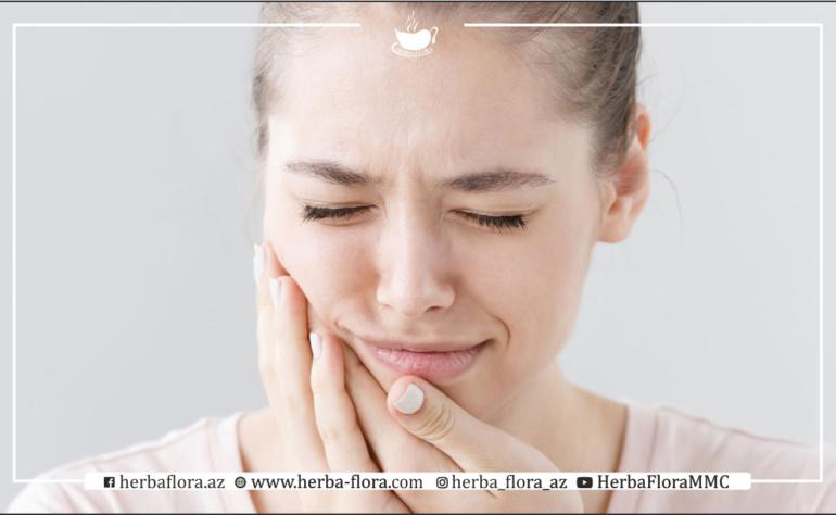 Diş ağrısı.